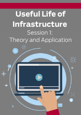 Useful Life of Infrastructure (1):  Theory and Application
