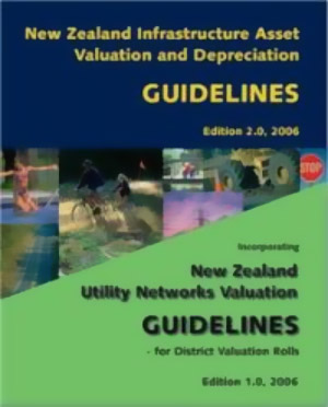 Infrastructure Valuation & Depreciation Guidelines (inc P&H)