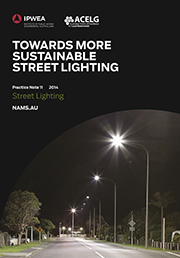 Practice Note 11 - Street Lighting