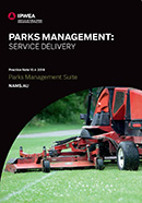 Practice Note 10.4: Parks Service Delivery
